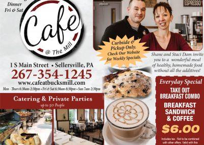 Cafe @ Bucks Mill