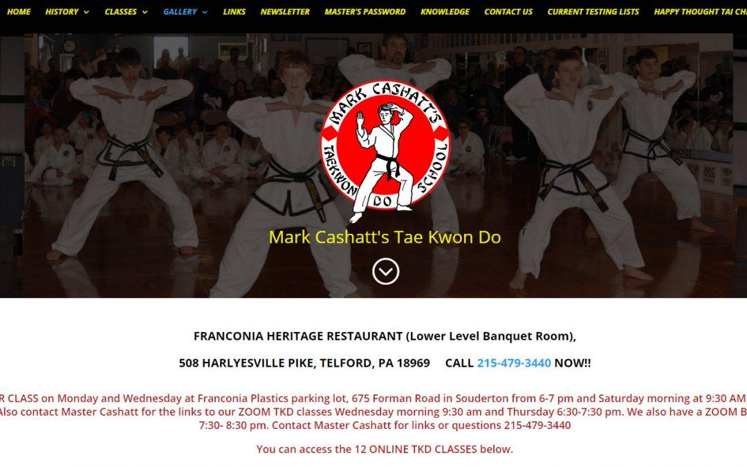 Mark Cashatt's Tae Kwon Do School
