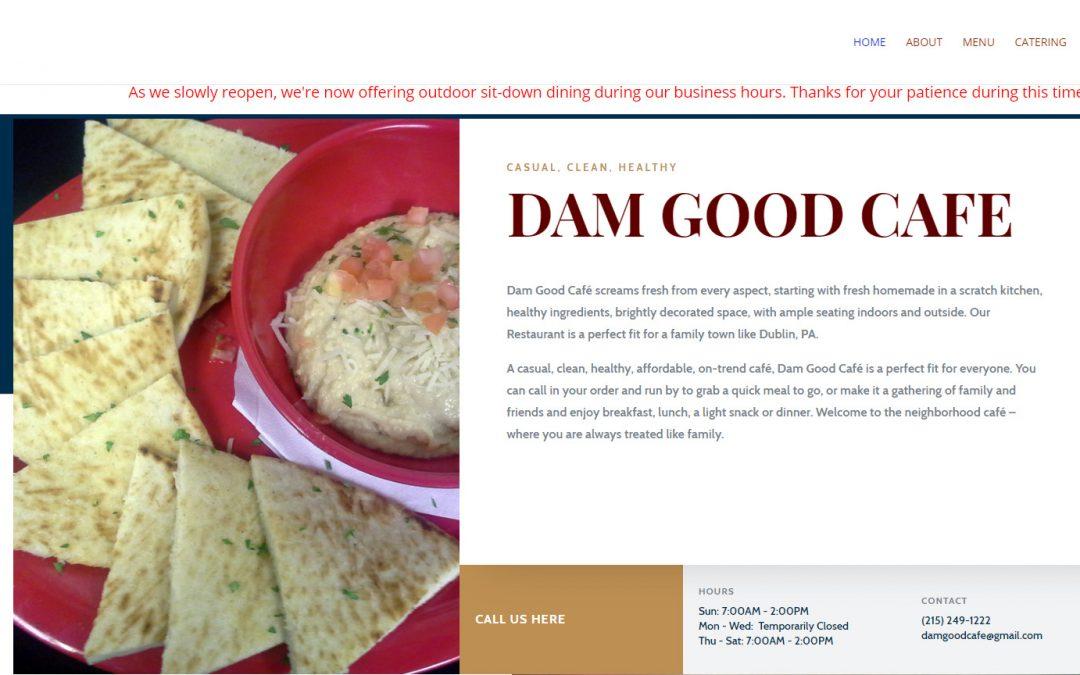 Dam Good Cafe