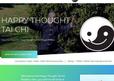 Happy Thought Tai Chi