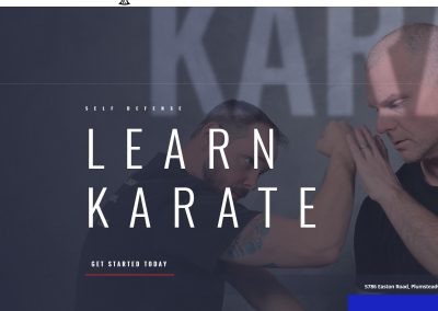 The Karate Schools