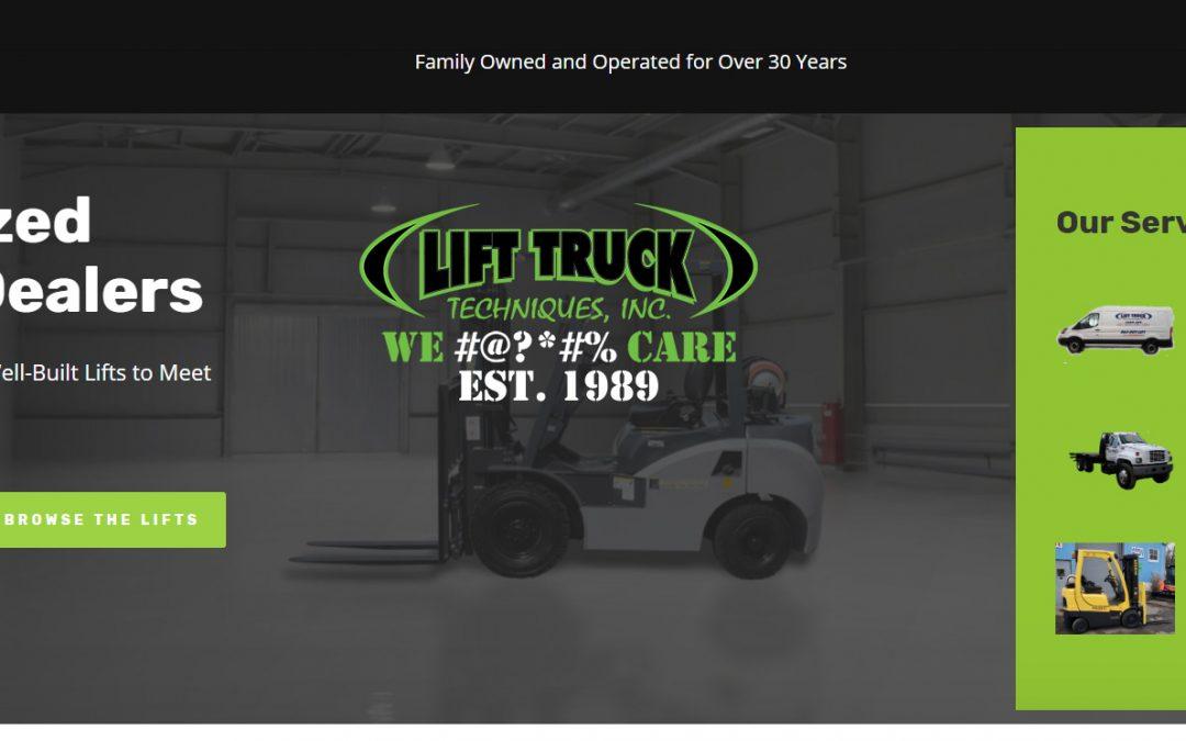 Lift Truck Techniques