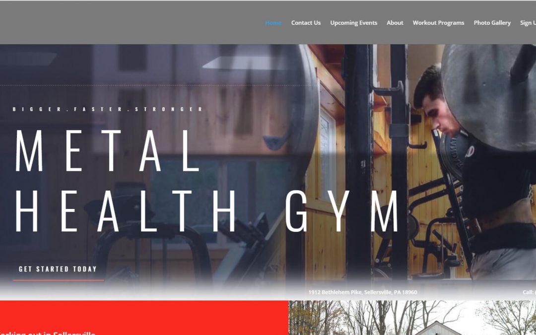 Metal Health Gym